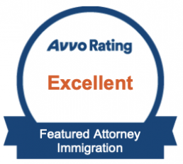 Christian Y. Alvarez Avvo Rating - Excellent - Featured Attorney, Immigration